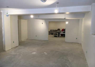 Harbour, Collingwood January 2020 - Drywall 2