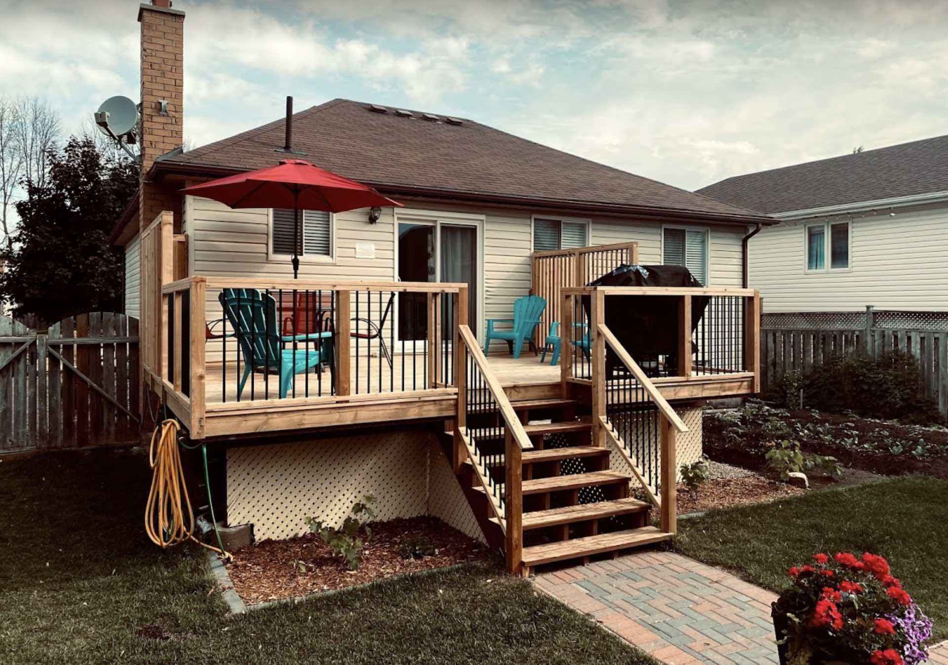 Deck Builders in Ontario, Canada