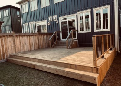 Windfall, Blue Mountain Deck: Finished 3